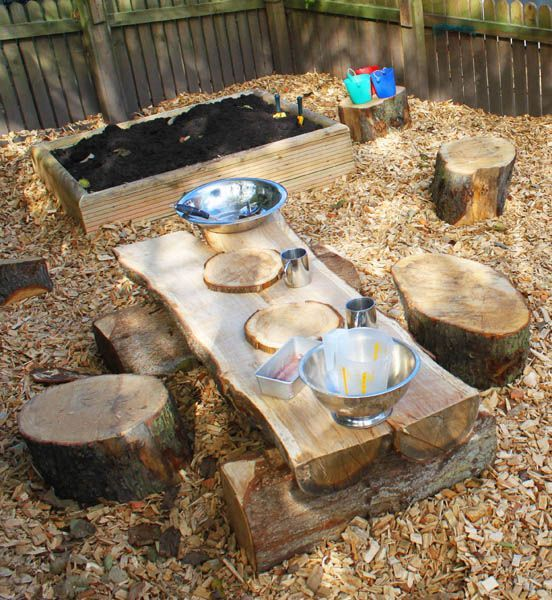 garden wood furniture