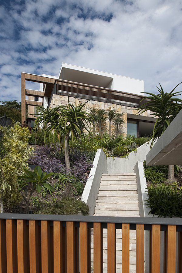 Contemporary residence in Sydney