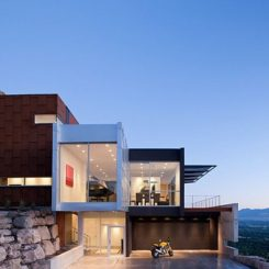 Modern Residence Located Salt Lake City, Utah