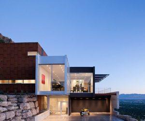Modern residence Located Salt Lake City, Utah