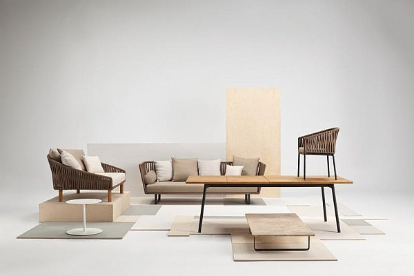 Kettal Bitta Outdoor Furniture Collection