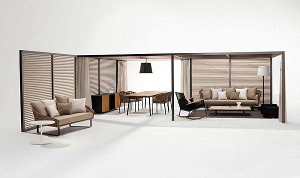 Kettal Bitta Outdoor Furniture Collection