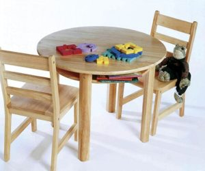 Child's Round Table by Lipper