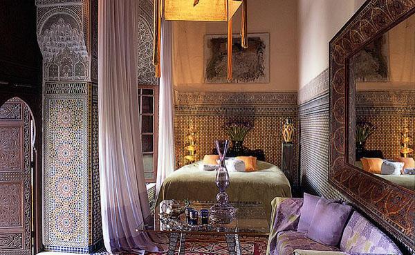 riad enija wonderful restored luxury retreat. Black Bedroom Furniture Sets. Home Design Ideas