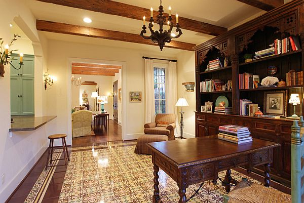 Authentic Spanish Colonial Revival For Sale In Houston