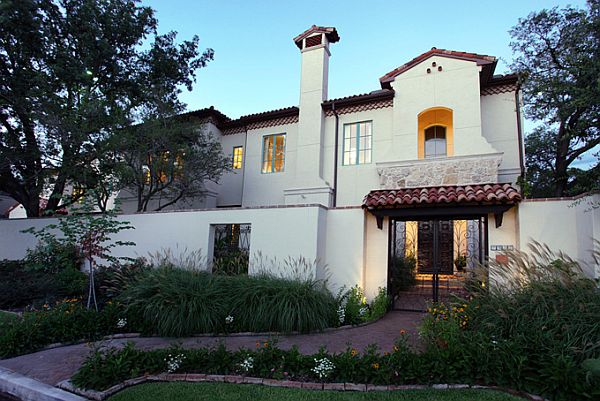 Authentic Spanish Colonial Revival For Sale In Houston Pictures