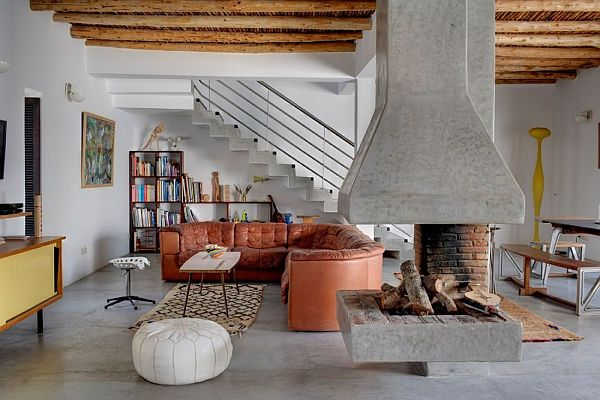 Modern Country Homes country house in morocco