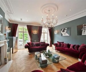 Theatrical London property for sale