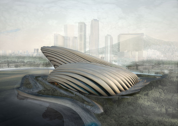 Breathtaking Opera House by OODA