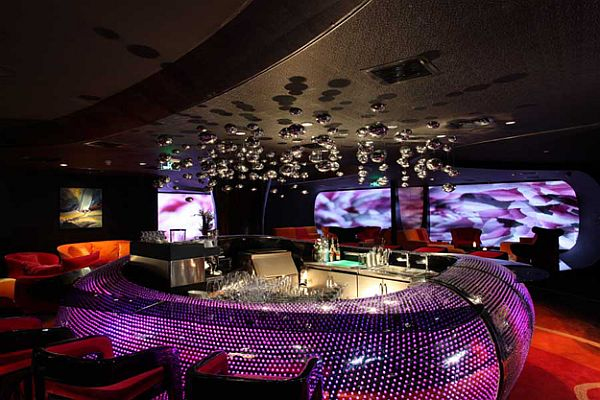 Unique Cinema Interior Designs In Beijing By Robert Majkut