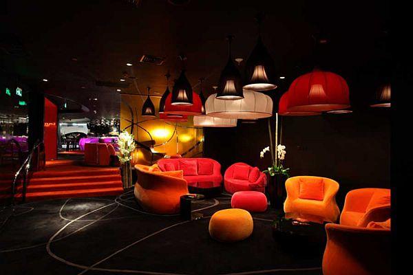 Unique Cinema Interior Designs In Beijing By Robert Majkut