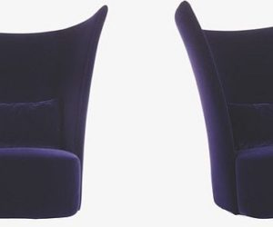 The Phantom swivel chair