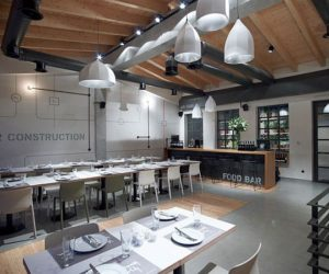The Prosopa interior design restaurant in Athens