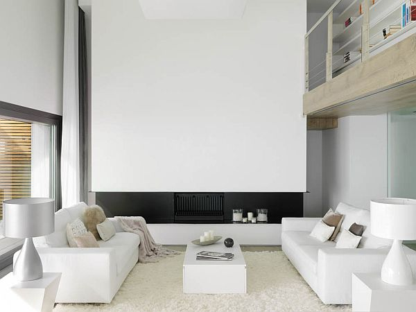 White Apartment pure white apartmentsusanna cots