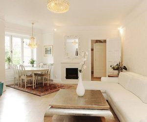 Newly renovated apartment in Östermalm