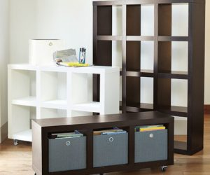 Rolling storage unit