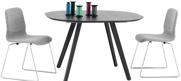 Extendable Round Dining Table With Chairs