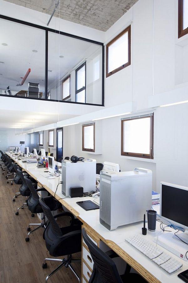 Ad agency santa clara interior design for Advertising agency interior design ideas