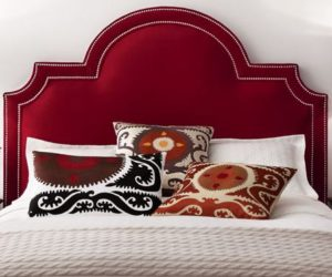 Luxurious Sonia Velvet Headboard Awesome Design