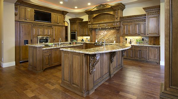 Traditional Cabinets U2013 A Versatile Choice For Any Home