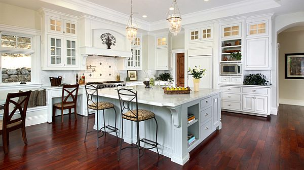 Traditional cabinets – a versatile choice for any home