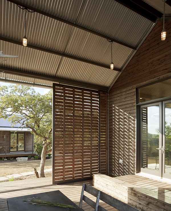 Miller Porch House by Lake | Flato Architects