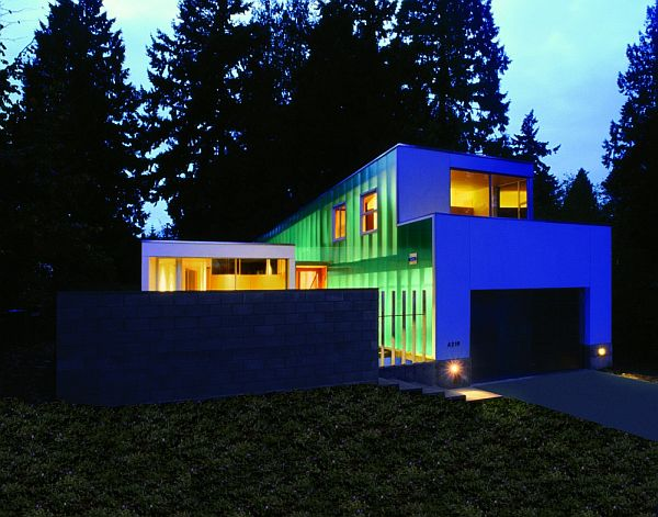 2400 Square Zig Zag House by David Coleman Architecture on grafix design, martha stewart design, ranger design, clover design, pig design, tag design, thunderbird design, doodlebug design, wig design, disney design, sizzix design, zigzag design,