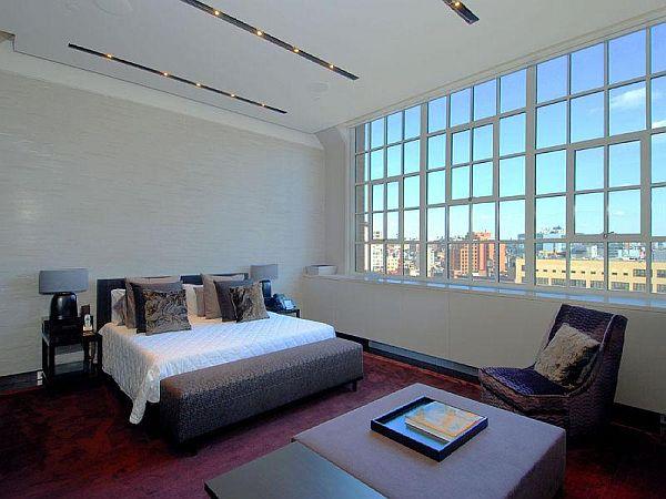 145 Hudson Street Loftbedroom