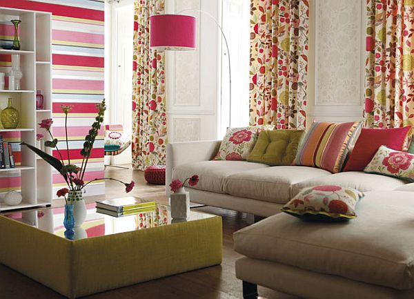 Anoushka fabric collection