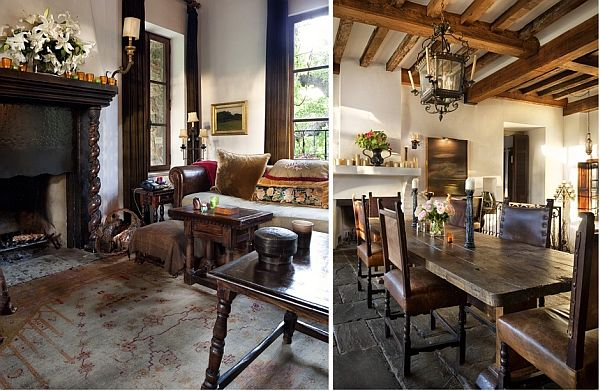 View in gallery - Contrastive House In Austin, Texas Combining Antique Furniture And