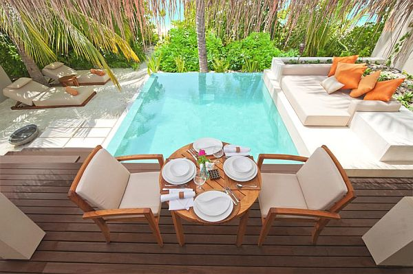 Ayada Maldives luxury resort