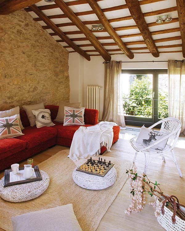 Bright Rural Residence in Girona living