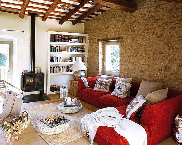 Rural residence living