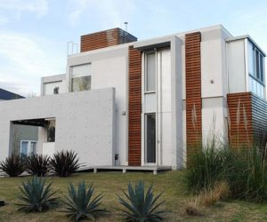 100% Wood And Stone House · Casa En Altos Del Sol In Buenos Aires, Argentina Nice Ideas