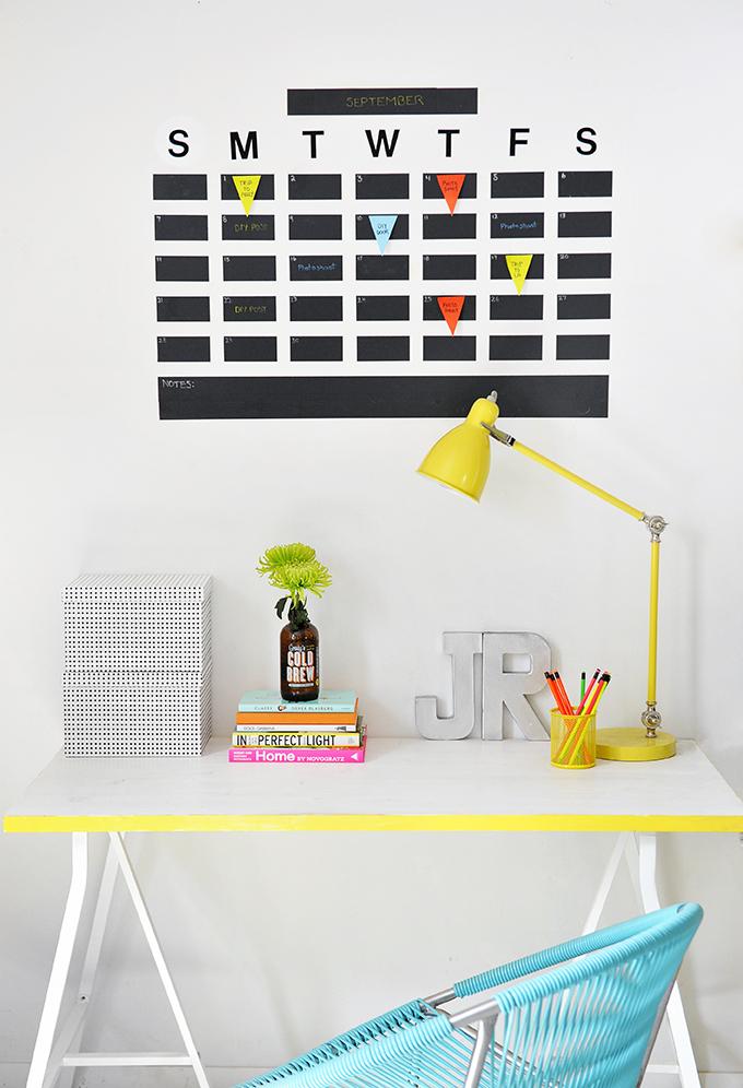 Design Your Own Calendar 6 Diy Tutorials