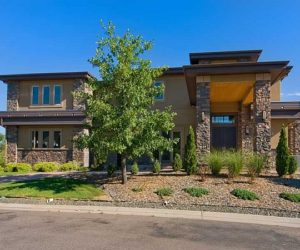 Contemporary residence in Littleton for sale