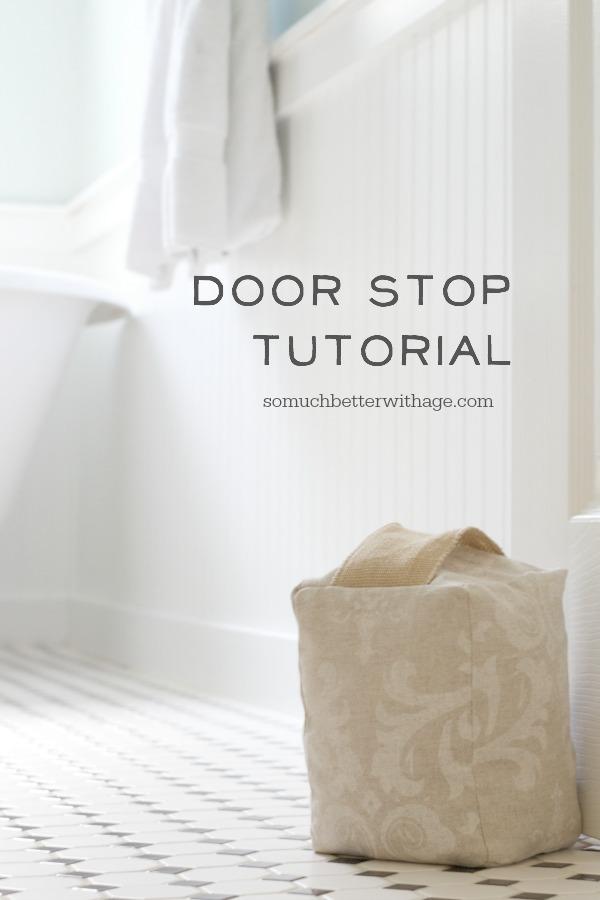 Door Stop Tutorial Design