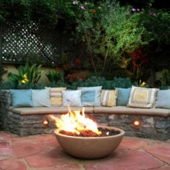 Delightful How To Style And Enjoy A Fire Bowl For A Cozy Experience Nice Ideas