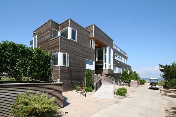 Summer Retreat On Fire Island By Resolution: 4 Architecture