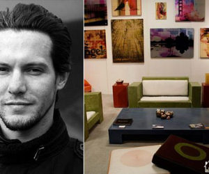 Interview: Passion For Modern Concrete Furniture With James De Wulf