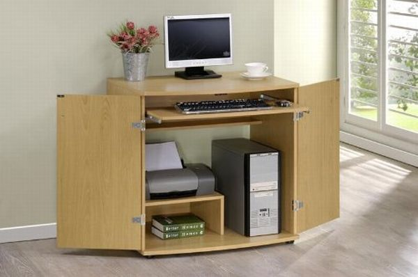 Lovely Computer DeskTable Armoire