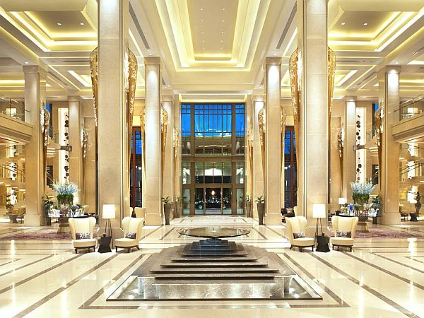 The Luxurious Siam Kempinski Hotel In Thailand