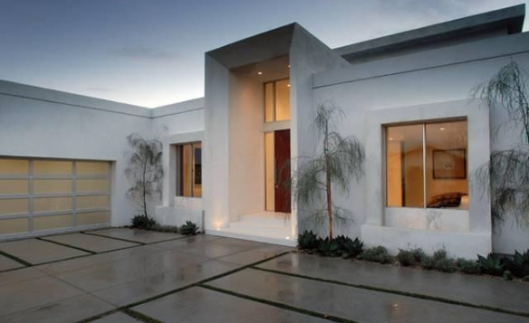 Matthew Perry's Los Angeles residence