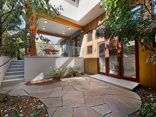 Modern 2 Story Residence In Mayfair For Sale