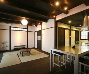 The Japanese Kitchens – the perfect example of comfort