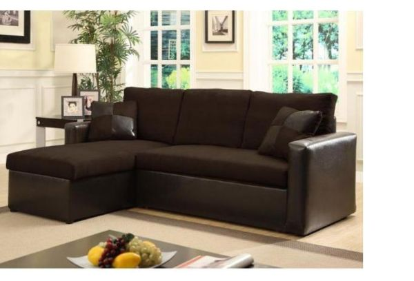 Sofa Bed with Storage Chase