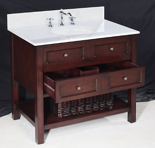 New Yorker 36 Inch Bathroom Vanity