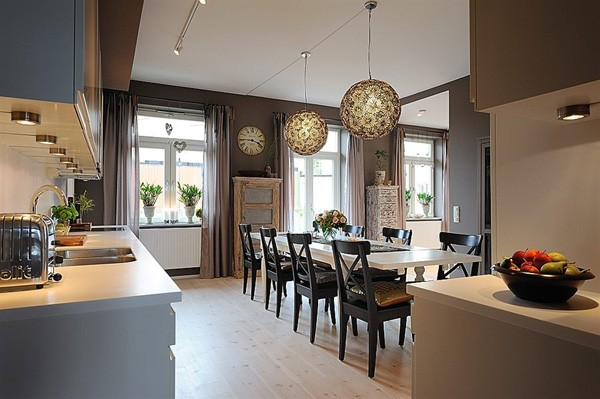 Gorgeous and Spacious Apartment in Sweden
