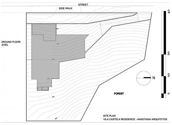 Vila Castela Residence Plans