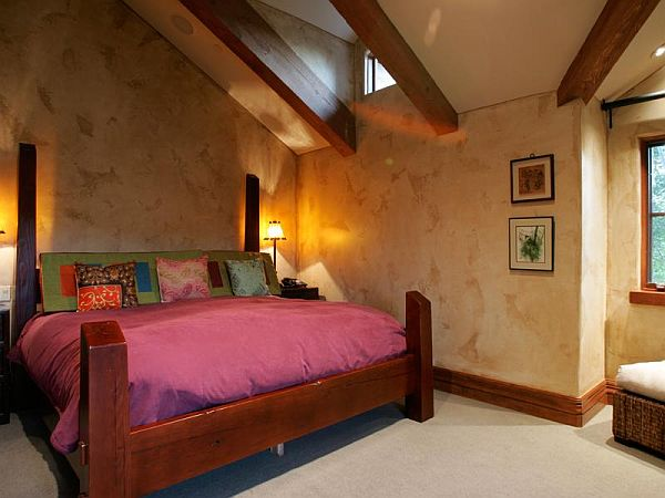 Willow Ranch bedroom